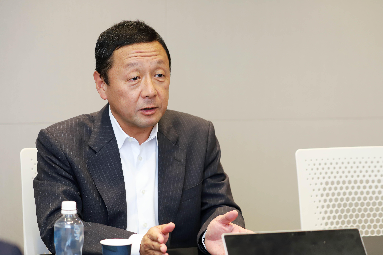 株式会社GCIアセット・マネジメント代表取締役CEO 山内英貴様